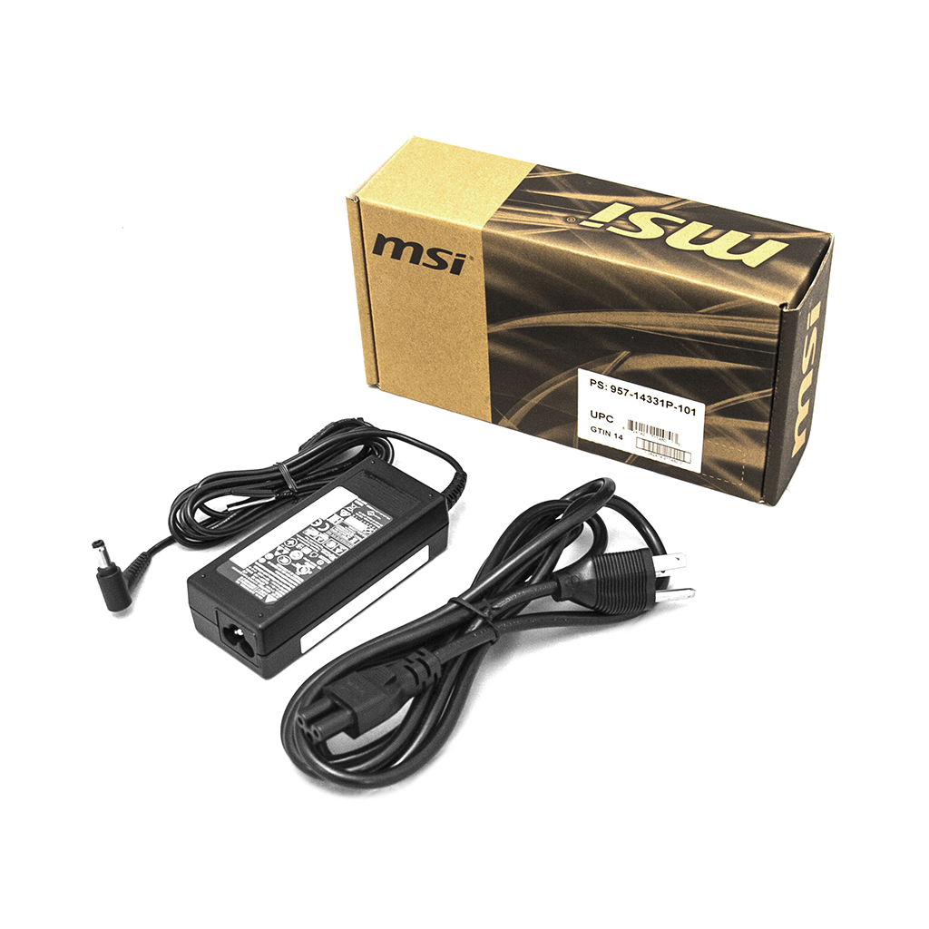 957-14331P-101 65W AC Power Adapter