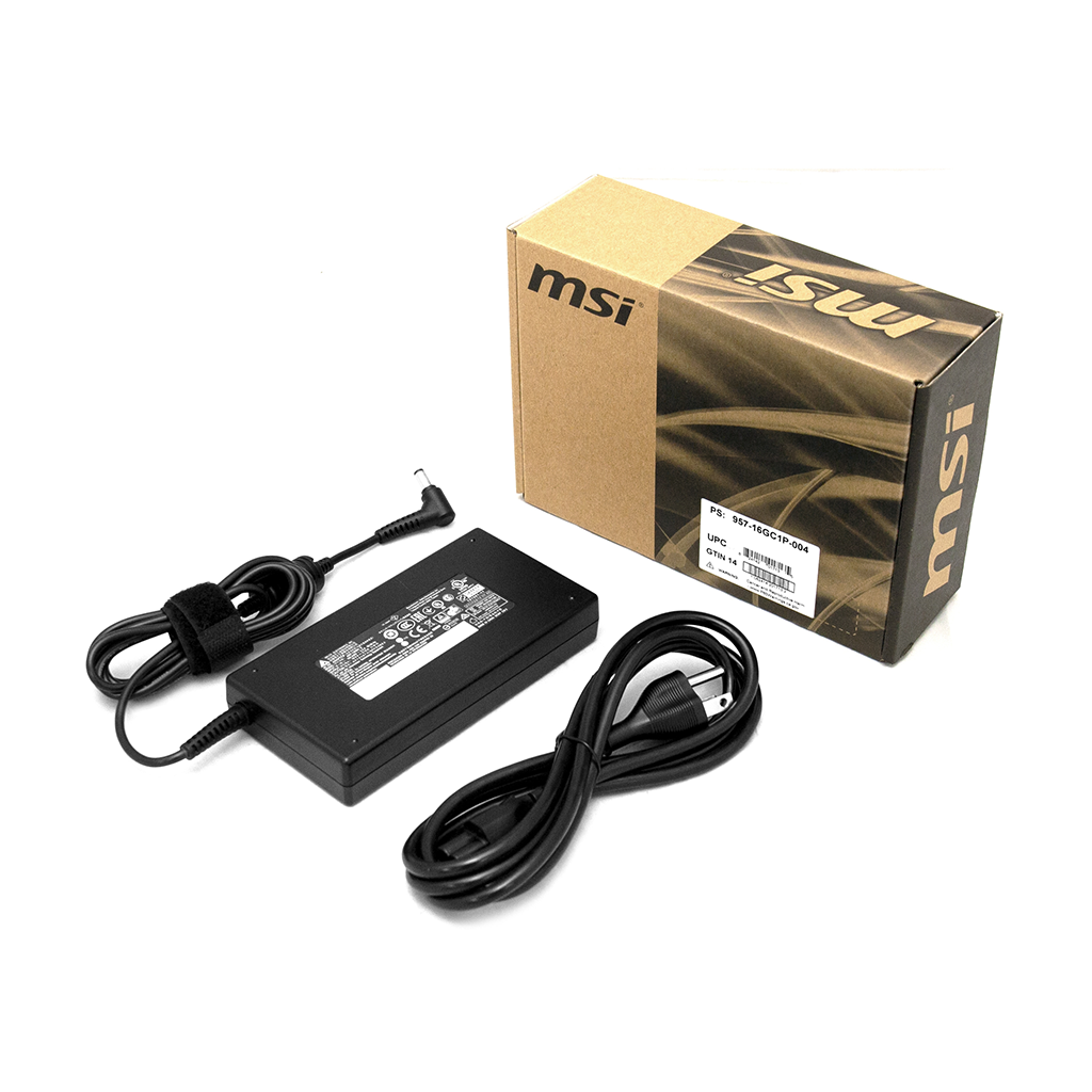 957-16GC1P-004 120W AC Power Adapter
