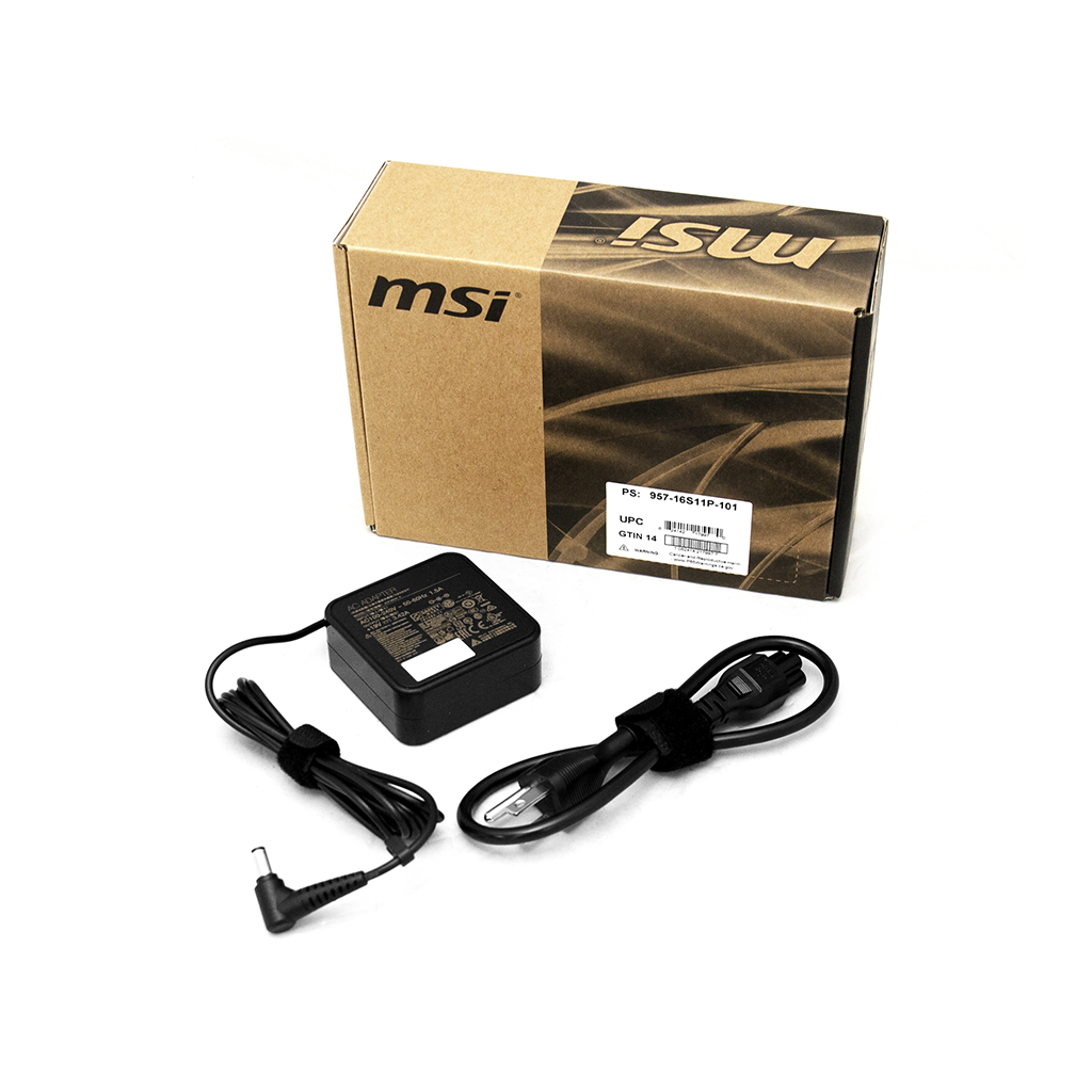 957-16S11P-101 65W AC Power Adapter
