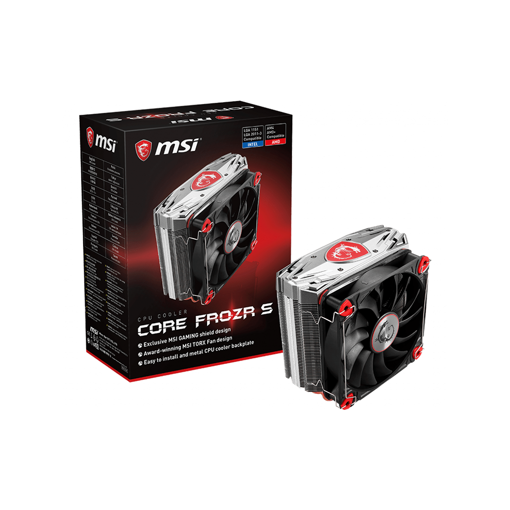 Core Frozr S Performance CPU Cooler