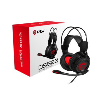 DS502 Gaming Headset
