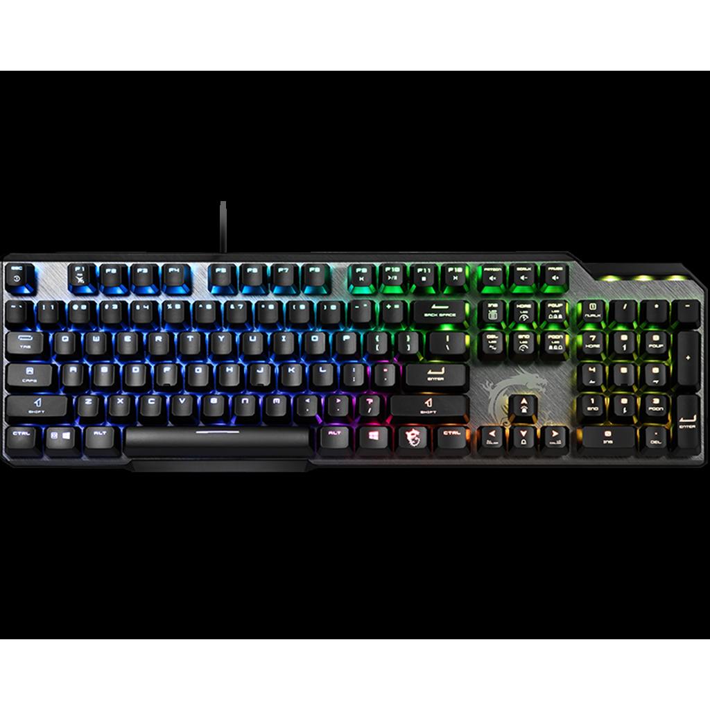Vigor GK50 Elite BW Gaming Keyboard