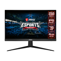 "Optix G241V 24"" Flat Gaming Monitor"