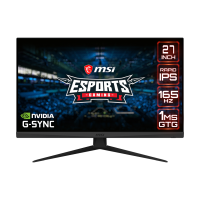 "Optix G273QF 27"" Flat Gaming Monitor"