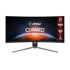 "MPG ARTYMIS 343CQR 34"" Curved Gaming Monitor"