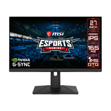 "Optix G273QPF 27"" Flat Gaming Monitor"