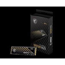SPATIUM M470 PCIe 4.0 NVMe M.2 1TB
