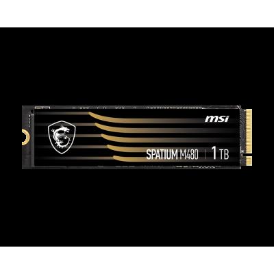 SPATIUM M480 PCIe 4.0 NVMe M.2 1TB