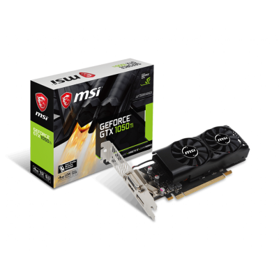 GeForce GTX 1050 TI 4GT LP
