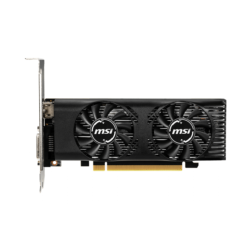GeForce GTX 1650 4GT LP OC