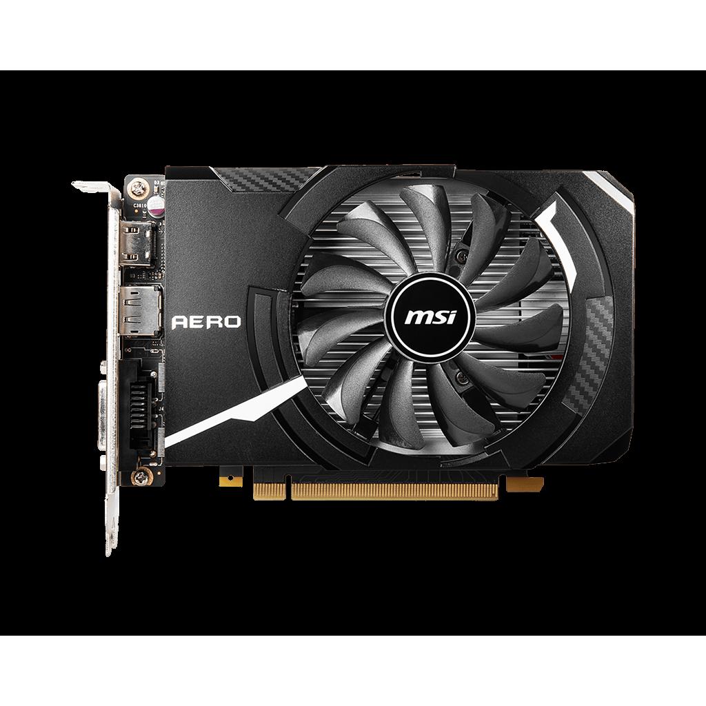 GeForce GTX 1650 D6 AERO ITX OC