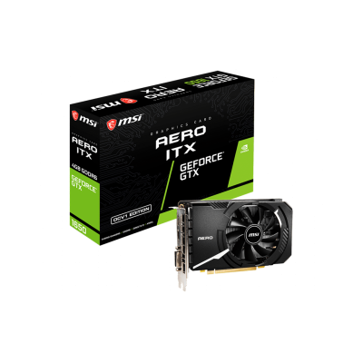 GeForce GTX 1650 D6 AERO ITX OCV1
