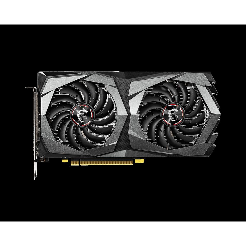 GeForce GTX 1650 D6 Gaming X