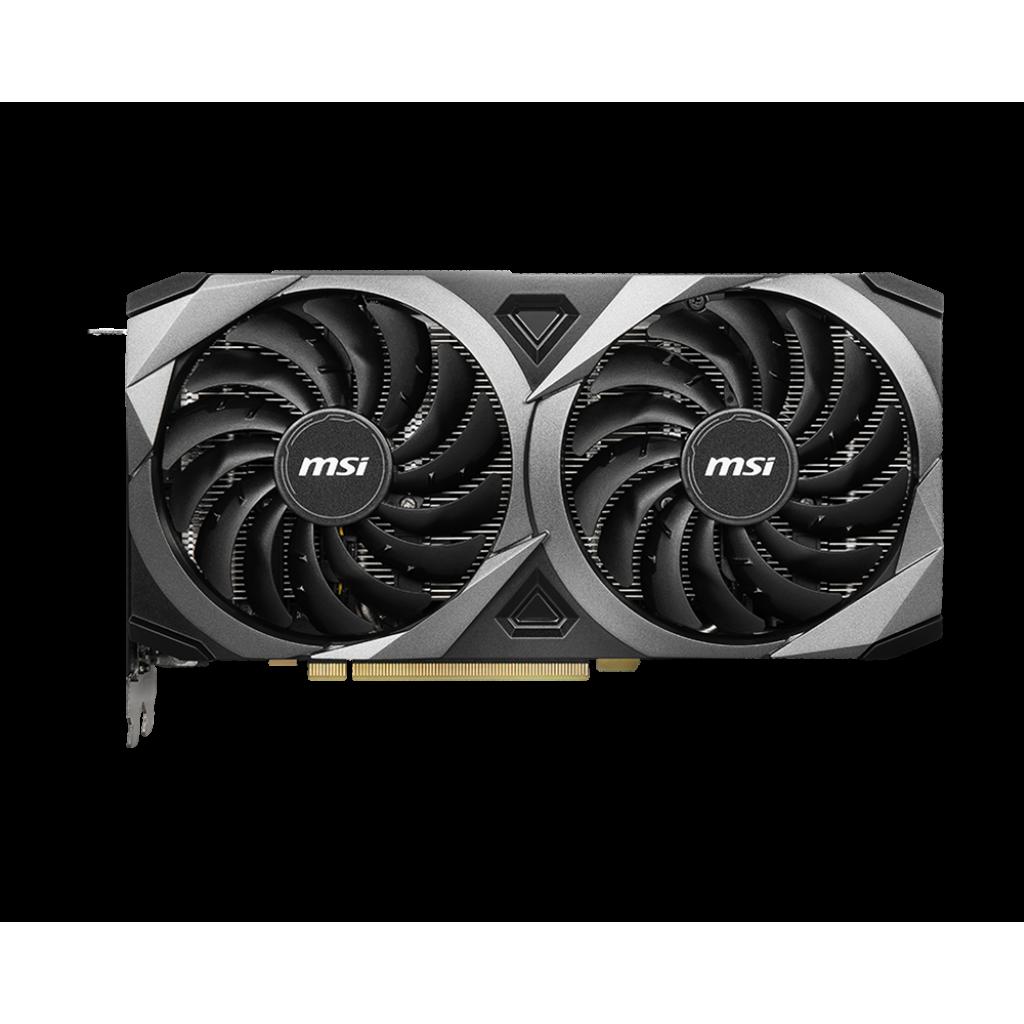 GeForce RTX 3070 Ventus 2X 8G OC LHR