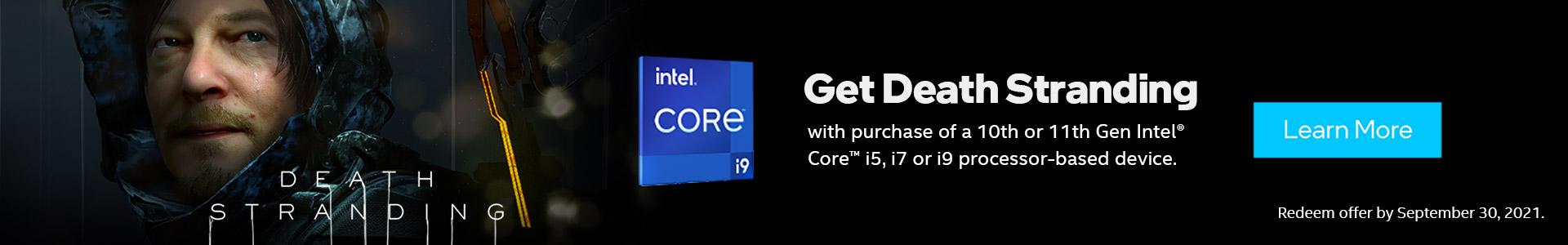 Intel Promo
