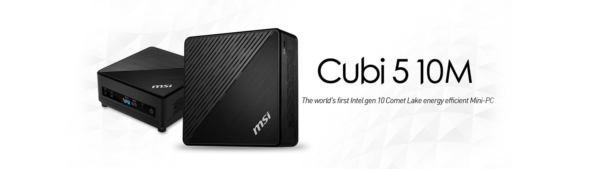 Cubi Series