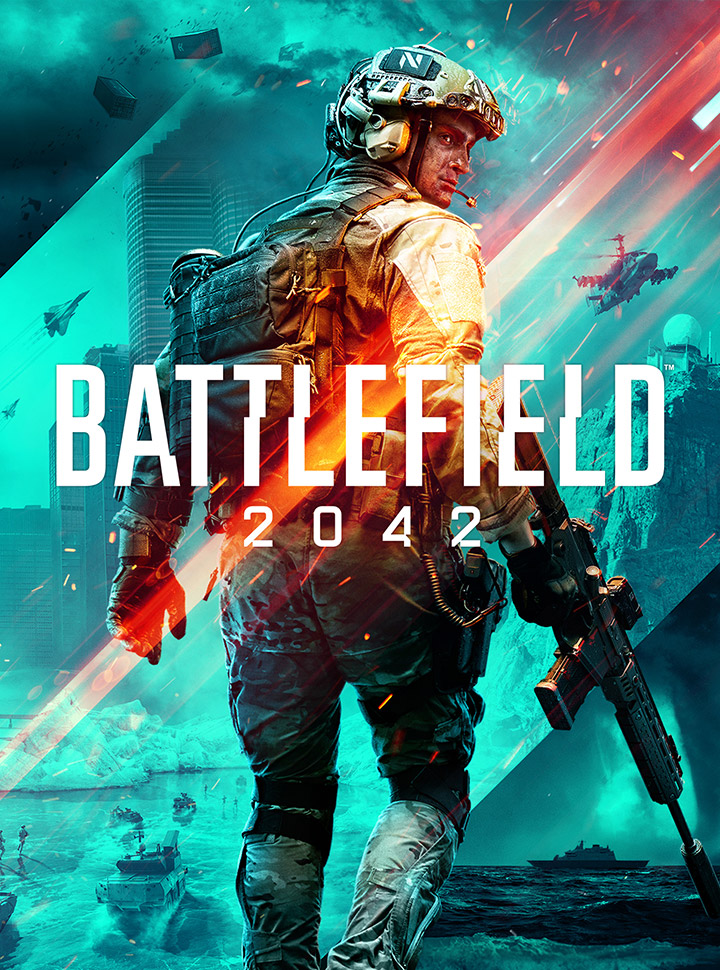 Battlefield 2042 Game Cover