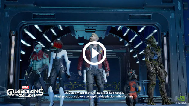 Play Guardians of the Galaxy Trailer